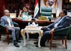 ITC Başkanı Hasan Turan, Kerkük Valisi Rakan Sait ile Görüştü