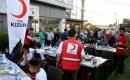 Türk Kızılayı Erbil'de 120 Yetim Çocuğa İftar Verdi