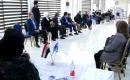 """Türkmen Kardeşlik Ocağı, Bağdat'taki Merkezinde """"Kadın Yönelik Şiddetle Mücadele"""" Konferansı Düzenledi"""