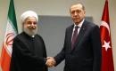Türkiye Cumhurbaşkanı Erdoğan Ruhani ile Görüştü