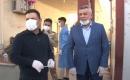Muhtaroğlu Tuz Genel Hastanesini Ziyaret Etti