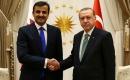 Erdoğan, Şeyh Temim İle Telefonda Görüştü