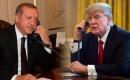 Türkiye Cumhurbaşkanı Erdoğan ABD Başkanı Trump İle Telefonda Görüştü