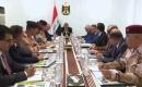 Bağdat'ta Ulusal Güvenlik Meclisinde Toplantı Düzenlendi
