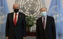 BM Genel Sekreteri Guterres, KKTC Cumhurbaşkanı Tatar ile Görüştü