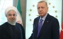 Türkiye Cumhurbaşkanı Erdoğan ile İran Cumhurbaşkanı Ruhani telefonda görüştü