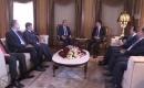 Neçirvan Barzani Erbil'de Türk Heyetiyle Görüştü