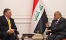 Abdulmehdi, ABD Dışişleri Bakanı Pompeo İle Telefonda Görüştü