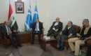 Kerkük'te Türkmen Partileri İle Türkmen Haşdi Şabi Güçleri Toplantı Düzenledi