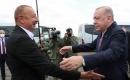 Türkiye Cumhurbaşkanı Erdoğan ile Azerbaycan Cumhurbaşkanı Aliyev Fuzuli'de Bir Araya Geldi