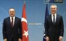Türkiye Dışişleri Bakanı Çavuşoğlu, NATO Genel Sekreteri Stoltenberg ile Görüştü