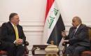 Pompeo, Başbakan Abdulmehdi ile Görüştü