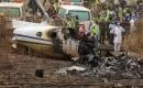 Nijerya'da Askeri Uçak Düştü: 7 Ölü