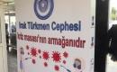 Kerkük'te ITC'den Çocuk Hastanesine Dezenfektan Kabinesi Bağışı