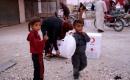 Barış Pınarı Harekatı Bölgesindeki Sivillere Yardımlar Sürüyor