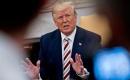 Trump'tan Beyaz Saray'daki Suriye Toplantısına İlişkin Açıklama