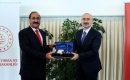 ''Türkiye İle Irak Arasında Doğrudan Demir Yolu Bağlantısı Kurulması Önceliğimiz''