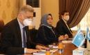 Irak Türkmen Cephesi Genel Merkezinde üst düzey katılımlı bir toplantı düzenlendi