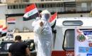 Irak'ta Son 24 Saatte Covid-19 Nedeniye 23 Kişi Hayatını Kaybetti