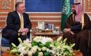 Suudi Arabistan Veliaht Prensi Muhammed bin Selman, Pompeo ile görüştü