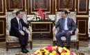 Barzani Türkiye'nin Bağdat Büyükelçisi Yıldız'la Görüştü