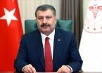 Türkiye Sağlık Bakanı Koca: Aralık ayında en az 10 milyon Kovid-19 aşısı temin etmiş olacağız