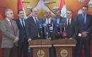 TİKA Başkanı Çam ve Büyükelçi Yıldız Türkmen Yurdu Kerkük'te