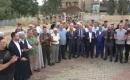 ITC Altunköprü Bürosu'ndan bir heyet   Altunköprü'de Türkmen Şehitleri Mezarlığını ziyaret etti