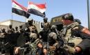Iraklı Güçler Deaş'a Karşı Suriye Sınırında Alarmda