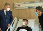 ITC Genel Başkanı Erşat Salihi, Sosyal Medya Aracılığıyla Yardım Çağrısında Bulunan Aileye Kayıtsız Kalmadı