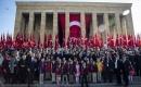 23 Nisan Türkiye'de Çoşkuyla Kutlanıyor