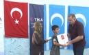 TİKA Beyat Köylerinde Yardım Dağıttı