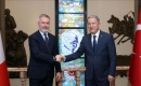 Türkiye Milli Savunma Bakanı Hulusi Akar, İtalyan mevkidaşı Guerini ile bir araya geldi