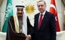 Erdoğan Kral Selman İle Telefonda Görüştü