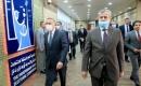 Başbakan Kazımi Başkent Bağdat'ta Bağımsız Seçim Yüksek Komiserliği'ni Ziyaret Etti