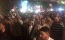 Yüzlerce Vatandaş Kerbela'da Gösteri Düzenledi