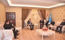 KYB'den Irak Türkmen Cephesi'ne Ziyaret