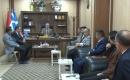 Türkmen Milletvekili Halil Çolak ITC Telafer Bürosounu Ziyaret Etti