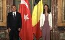 Türkiye Dışişleri Bakanı Çavuşoğlu, Belçikalı Mevkidaşıyla Görüştü