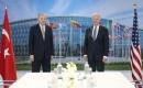 Türkiye Cumhurbaşkanı Erdoğan, ABD Başkanı Biden ile Görüştü