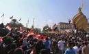 """Göstericilerden Sadr'a """"ihanet"""" suçlaması"""