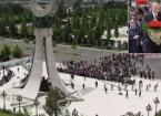 Ankara Beştepe'de 15 Temmuz İçin İlk Tören
