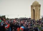 Azerbaycan'da, Ermenistan'ın yenilgiyi kabul ettiği 10 Kasım tarihi 'Zafer Günü' ilan edildi