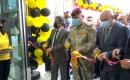 Kerkük ''Ti Alışveriş Merkezi'' Açıldı
