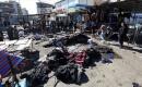 Irak İçişleri Bakanlığı: Bağdat Patlamasının Arkasında DEAŞ Var