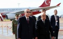 Türkiye Cumhurbaşkanı Recep Tayyip Erdoğan Cezayir'e geldi