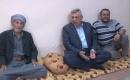 Muhtaroğlu, Tuzhurmatu'da Türkmen Vatandaşların Evlerini Ziyaret Etti