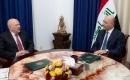 Cumhurbaşkanı Salih, Sağlık Bakanı İle Korona Virüsü 'nü Görüştü