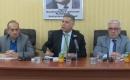 Kerkük'te Irak Türkmen Cephesi Genel Merkezi'nde Geniş Çaplı Toplantı Düzenlendi
