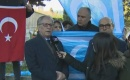 İstanbul'da 'Türkmen Şehitler Günü' Dolayısıyla Anma Merasimi Düzenlendi